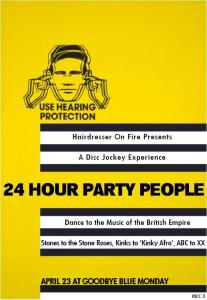 24 Hour Party People - Friday 23 April 2010 at Goodbye Blue Monday, Christchurch, New Zealand