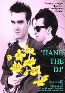 Hang the DJ - Saturday 14 August 2010 at Goodbye Blue Monday