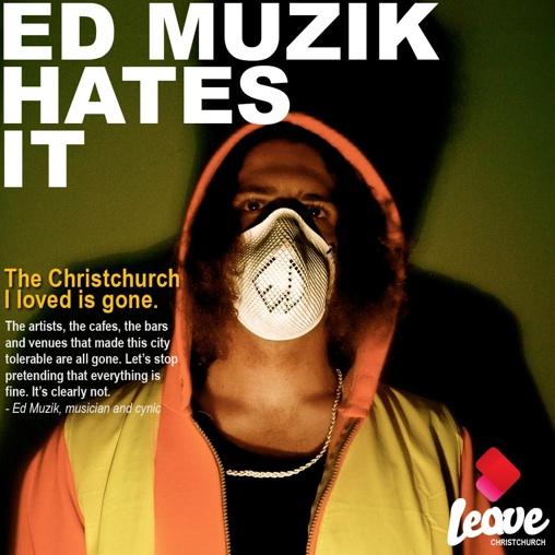 Ed Muzik Hates It.