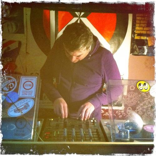 DJ Butcher aka Deano Murakami