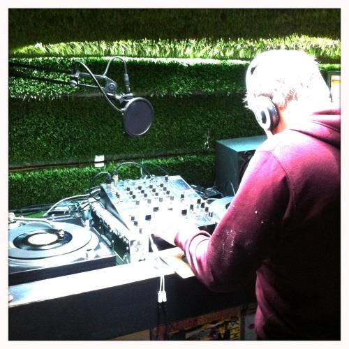 DJ Butcher, aka Deano von Lounge, plays the leftovers.