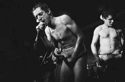 Male nudity & tongue kissing coming soon to a venue near you