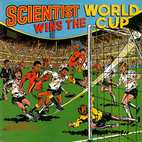 Scientist Wins The World Cup (1982, Greensleeves)