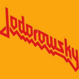 "Cinemetal's ""Jodorowsky"" in a Judas Priest style t-shirt. Class."